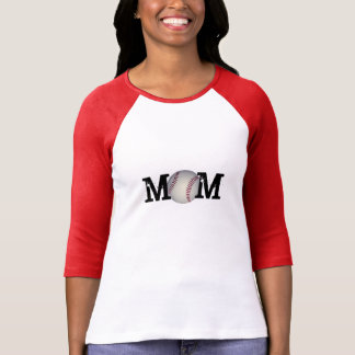 Baseball Mom T-Shirt
