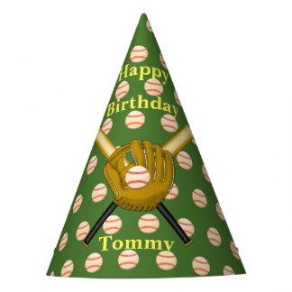 Baseball Paper Hats