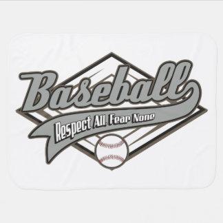 Baseball Respect Pramblankets