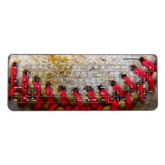 Baseball stitching keyboard