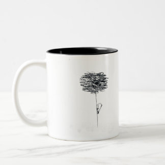 Based in idea of different and minimalista mug
