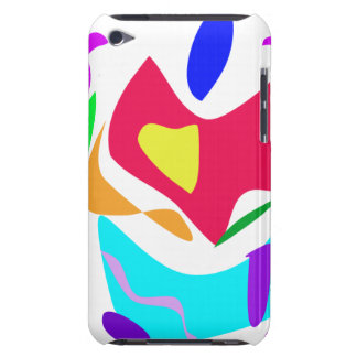 Basic Abstract Barely There iPod Cover