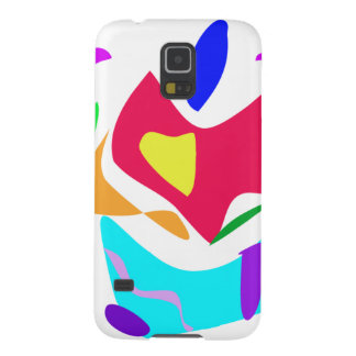 Basic Abstract Case For Galaxy S5