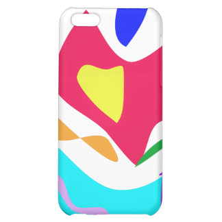 Basic Abstract Cover For iPhone 5C