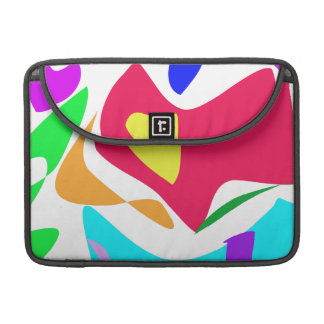 Basic Abstract Sleeves For MacBooks