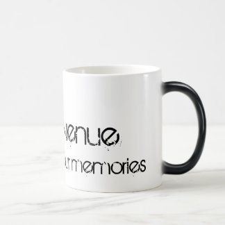 Basic Avenue, Walking with our memories Morphing Mug