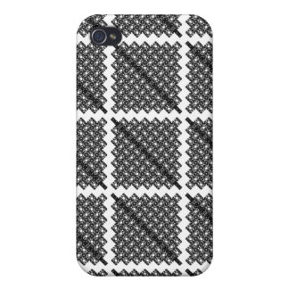 Basic Black Customizable Iphone 4/4S Case