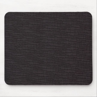 Basic Black Mouse Pad