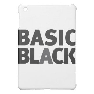 Basic Black Series Case For The iPad Mini