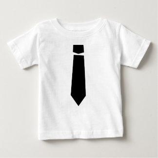 Basic Black-Tie shirt