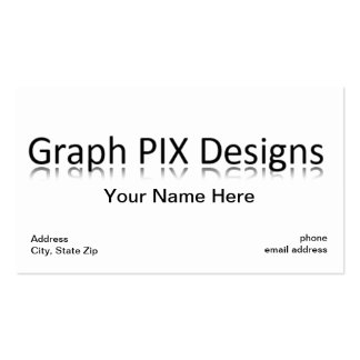 basic business card