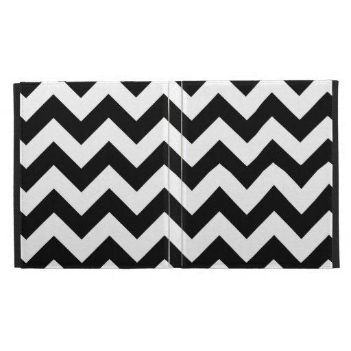 Basic Chevron Pattern iPad Cases