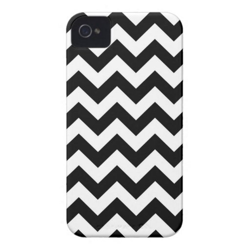 Basic Chevron Pattern iPhone 4 Cover