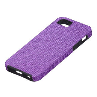 Basic Colors Blue Jean Tough iPhone 5 Case
