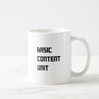 Basic Content Mug - Basic Edition