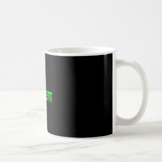 Basic Content Mug - Green Screen Edition