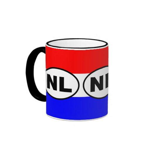Basic Dutchness Coffee Mugs