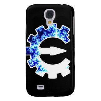 Basic Fractal Logo Galaxy S4 Case