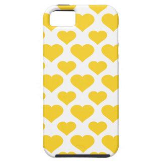 Basic Heart Freesia iPhone 5 Cover