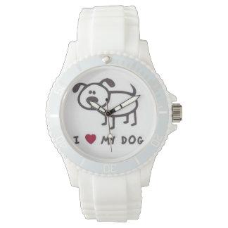 basic i <3 my dog watch