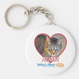 Basic Keychain - Adam