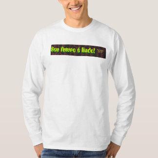 Basic Long mango Its Future is Pretty T-Shirt