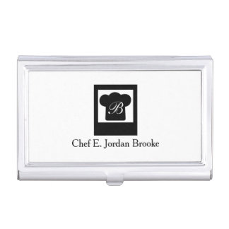 Basic Modern Chef 2 Business Card Cases