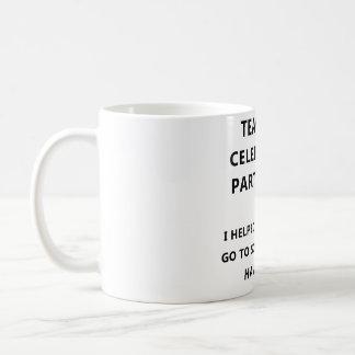 Basic Mug with Text on it