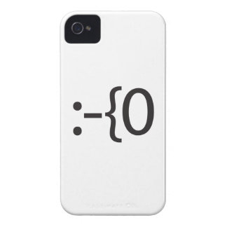 basic mustache.ai iPhone 4 Case-Mate cases