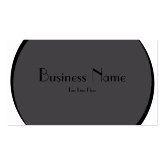 Basic Pack Of Standard Business Cards