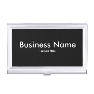 Basic Business Card Cases