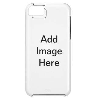 Basic Picture Template iPhone 5C Case
