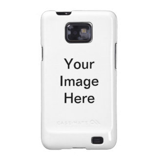 Basic Picture Template Samsung Galaxy SII Cases