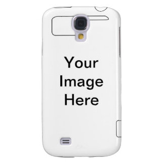 Basic Picture Template Galaxy S4 Case