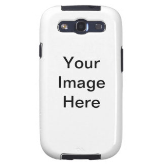 Basic Picture Template Galaxy S3 Covers