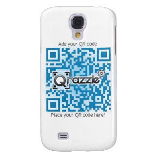 Basic QR code products Galaxy S4 Case