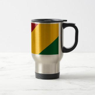 BASIC Rasta by Picona™ Stainless Steel Travel Mug
