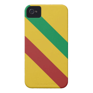 Basic Rasta Stripes iPhone 4 Covers