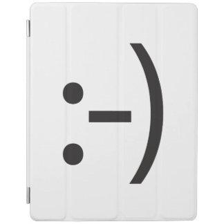 basic smiley.ai iPad cover