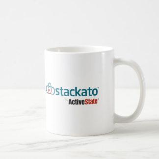 Basic Stackato Swag Basic White Mug