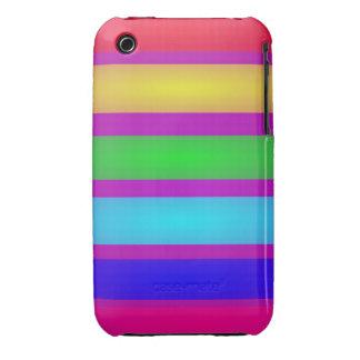 Basic Stripes Art iPhone 3 Cases