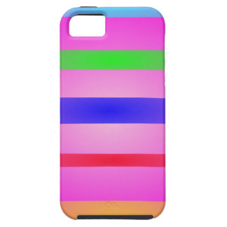 Basic Stripes Art Pink iPhone 5 Cover