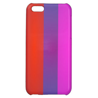 Basic Stripes Complex Cover For iPhone 5C