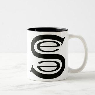 Basic Stylee Two-Tone Mug
