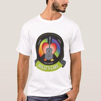 Basic Sully's Cafe Men's T-Shirt