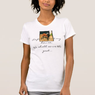 Basic Tee - Nubian, As for me and my house...