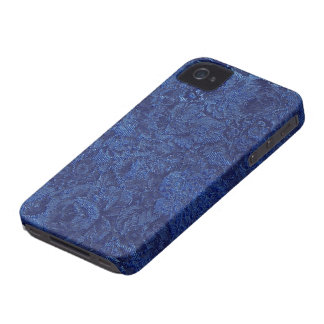 Basic Vintage Material iPhone 4 Cover
