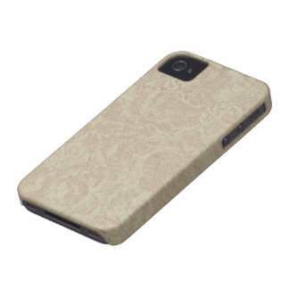 Basic Vintage Material iPhone 4 Case