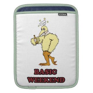 Basic Weekend iPad Sleeve