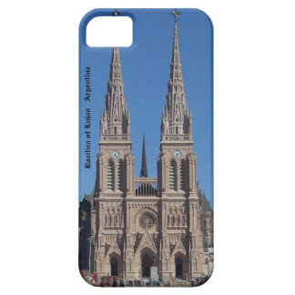 Basilica of Lujan (BASIC design) iPhone 5 Cover